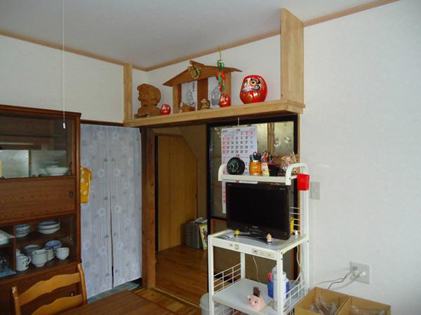 A邸 バリアフリー工事 リフォーム施工事例