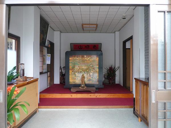 本覚寺 玄関改修工事 リフォーム施工事例